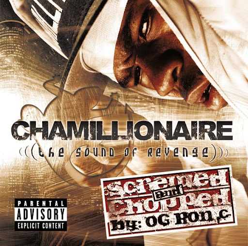 Chamillionaire альбом The Sound of Revenge: Chopped And Screwed