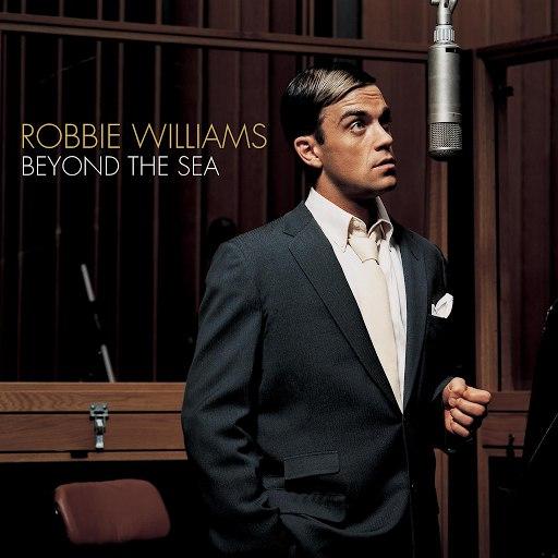 Robbie Williams альбом Beyond The Sea