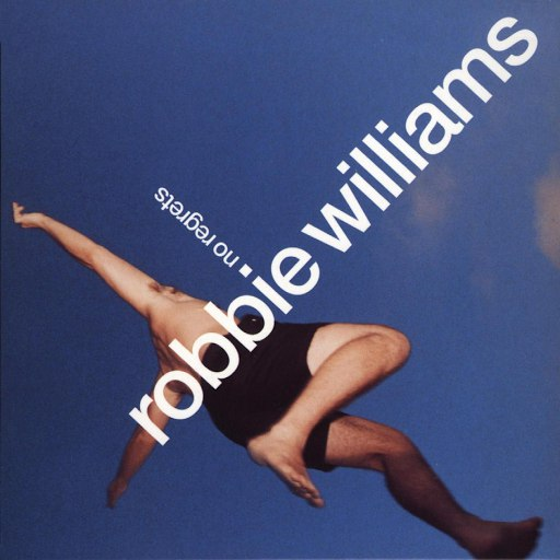 Robbie Williams альбом There She Goes (Live)