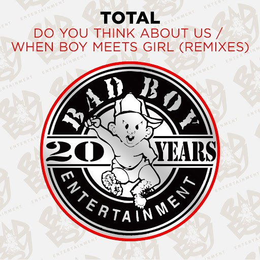 Total альбом Do You Think About Us & When Boy Meets Girl (Remixes)
