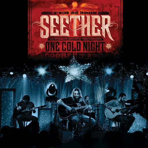 Seether альбом One Cold Night
