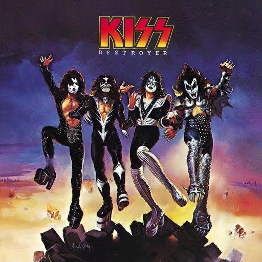 Kiss альбом Destroyer