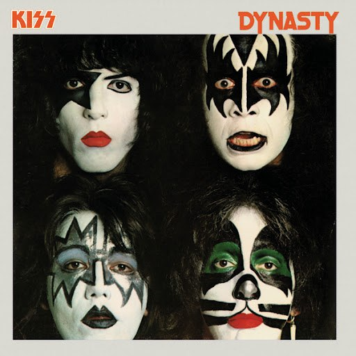 Kiss альбом Dynasty (Remastered)