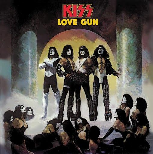 Kiss альбом Love Gun
