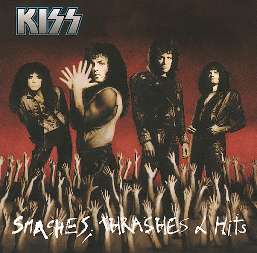 Kiss альбом Smashes Thrashes & Hits