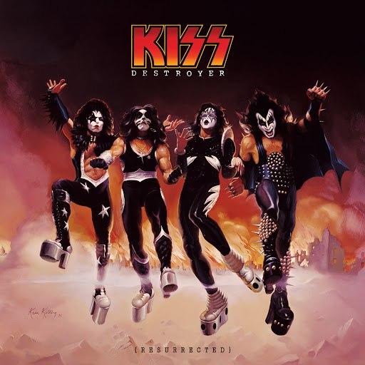 Kiss альбом Destroyer (Resurrected)