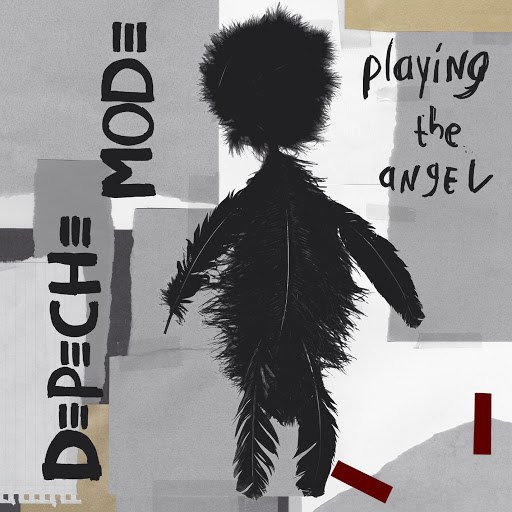 Depeche Mode альбом Playing The Angel (U.S. Release)