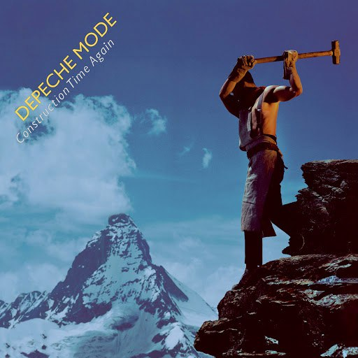 Depeche Mode альбом Construction Time Again (2007 Remastered Edition)