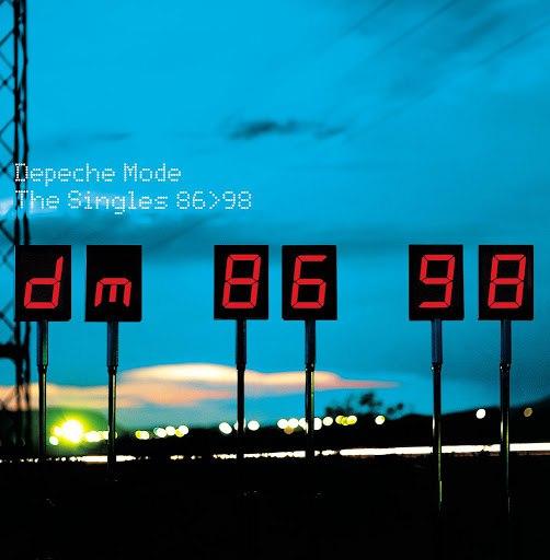 Depeche Mode альбом The Singles 86-98