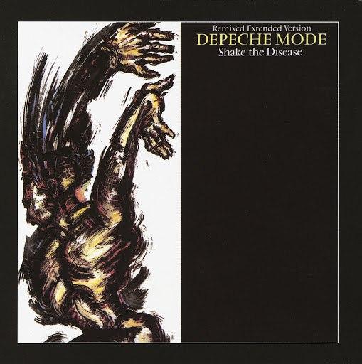 Depeche Mode альбом Shake The Disease