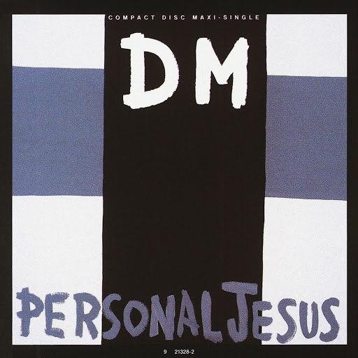 Depeche Mode альбом Personal Jesus (U.S. Maxi Single)