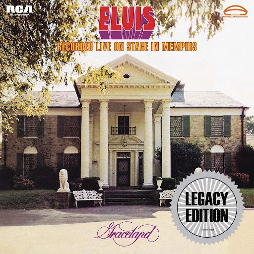 Elvis Presley альбом Recorded Live On Stage In Memphis (Legacy Edition)