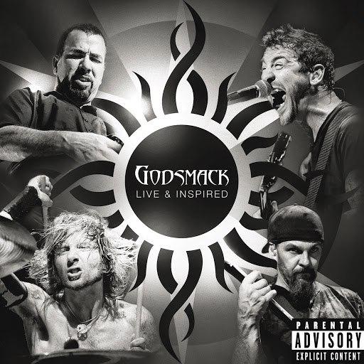 Godsmack альбом Live & Inspired