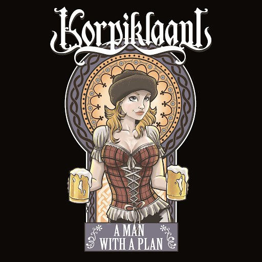 Korpiklaani альбом A Man with a Plan