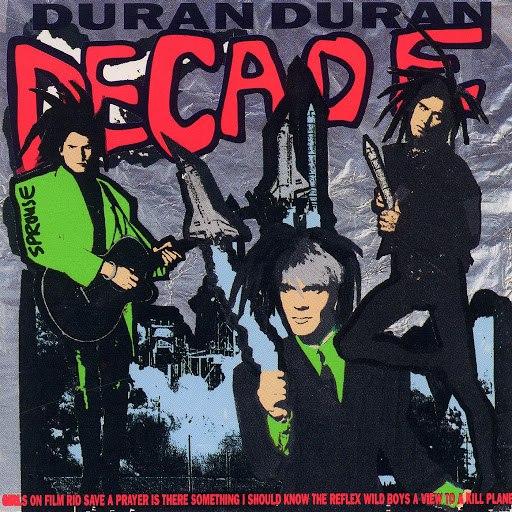 Duran Duran альбом Decade