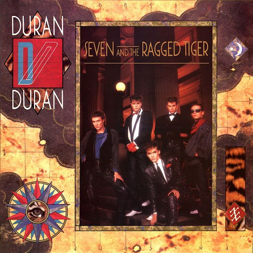 Duran Duran альбом Seven And The Ragged Tiger