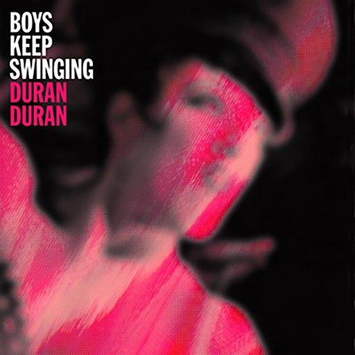 Duran Duran альбом Boys Keep Swinging