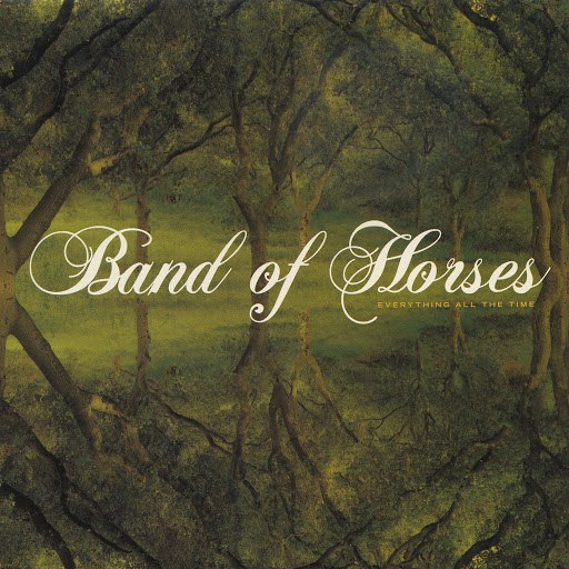 Band Of Horses альбом Everything All The Time