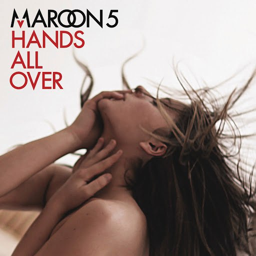 Maroon 5 альбом Hands All Over (Revised Asia Standard Version)