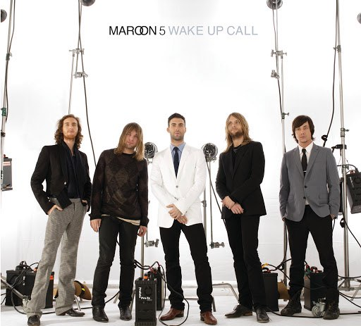 Maroon 5 альбом Wake Up Call