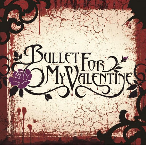 Bullet for My Valentine альбом Hand Of Blood / 4 Words