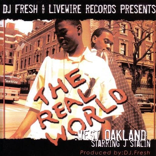 DJ Fresh альбом The Real World