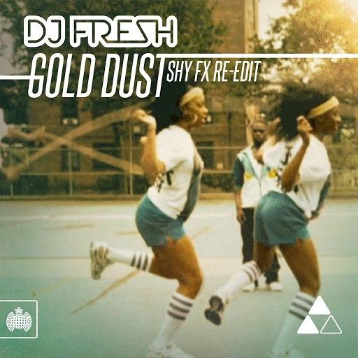 DJ Fresh альбом Gold Dust (Shy FX Re-Edit)