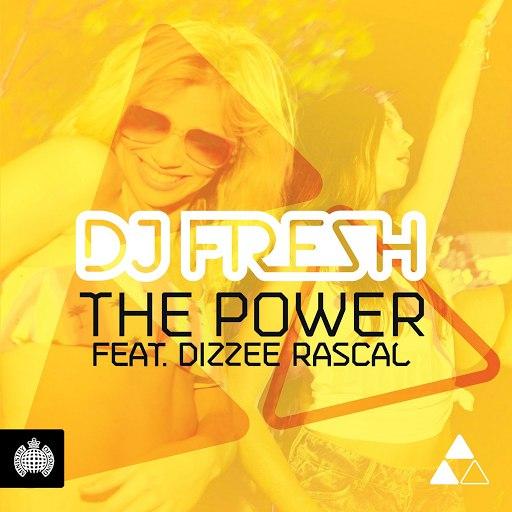 DJ Fresh альбом The Power (Remixes)