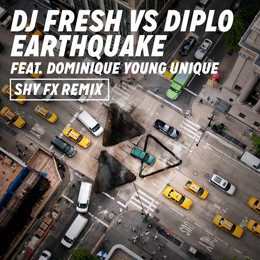 DJ Fresh альбом Earthquake (Shy FX Remix)