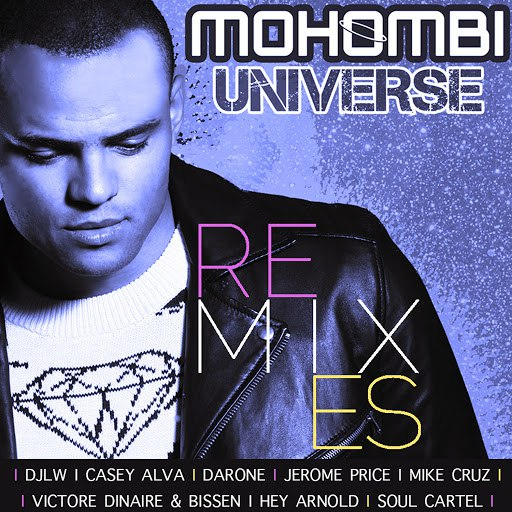 Mohombi альбом Universe Remixes