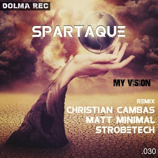 Spartaque альбом My Vision