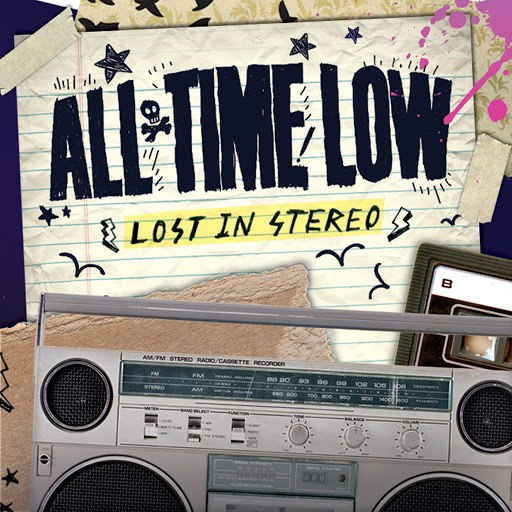 All Time Low альбом Lost In Stereo