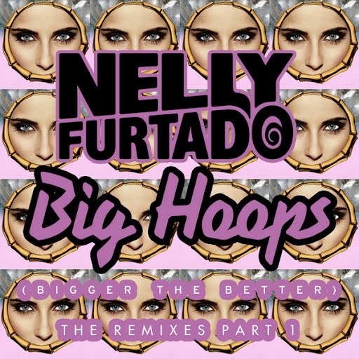 Nelly Furtado альбом Big Hoops (Bigger The Better) (The Remixes Part 1)
