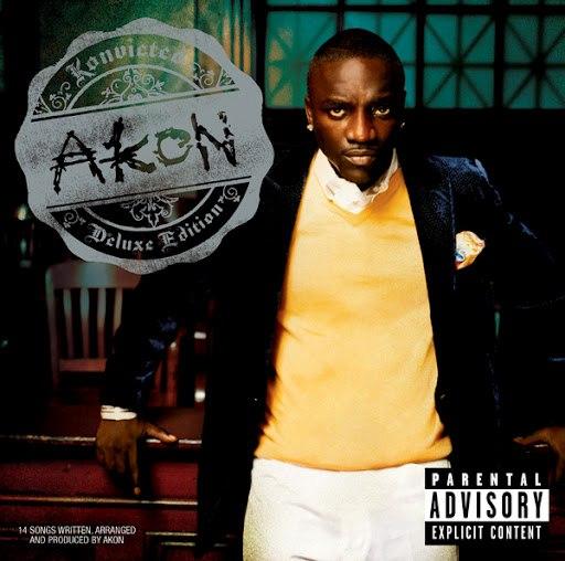 Akon альбом Konvicted (Deluxe)