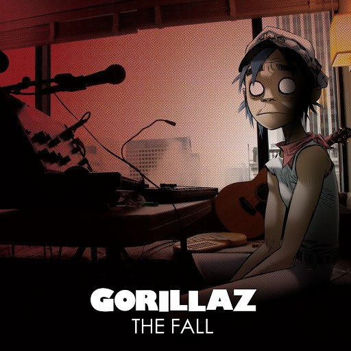 Gorillaz альбом The Fall
