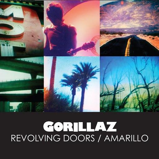 Gorillaz альбом Revolving Doors / Amarillo