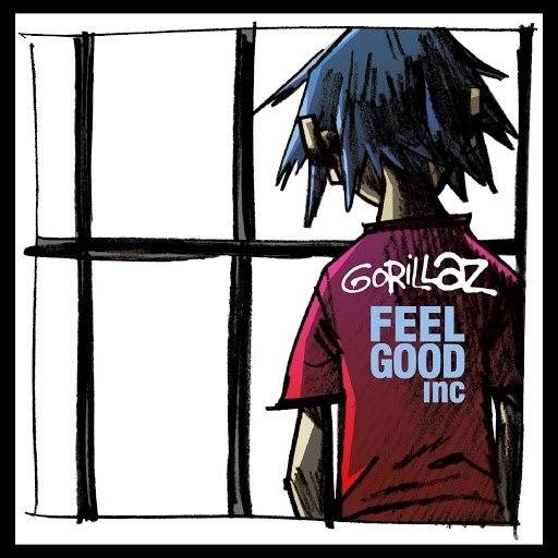 Gorillaz альбом Feel Good Inc [Instrumental]