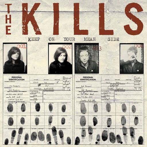 The Kills альбом Keep On Your Mean Side