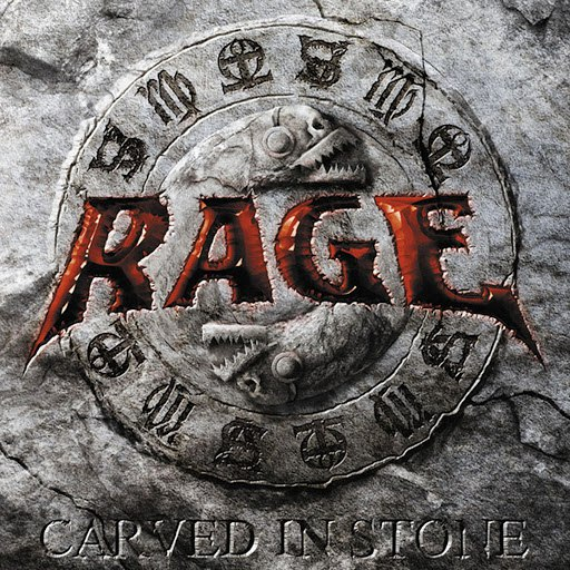 Rage альбом Carved in Stone