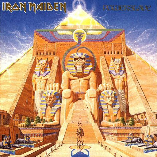 Iron Maiden альбом Powerslave