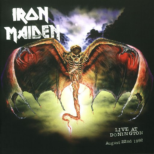 Iron Maiden альбом Iron Maiden - Live At Donington, August 22nd 1992 (Remastered)
