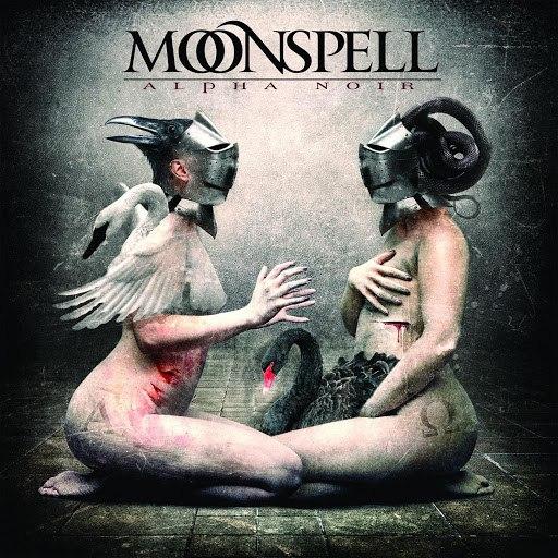 Moonspell альбом Alpha Noir