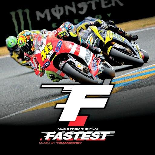 Tomandandy альбом Fastest (Mark Neale's Original Soundtrack)