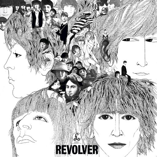 The Beatles альбом Revolver (Remastered)