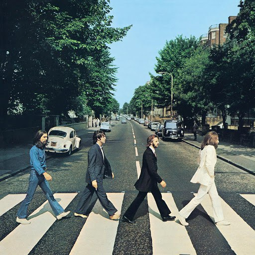 The Beatles альбом Abbey Road (Remastered)