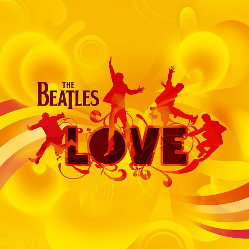 Альбом The Beatles Love