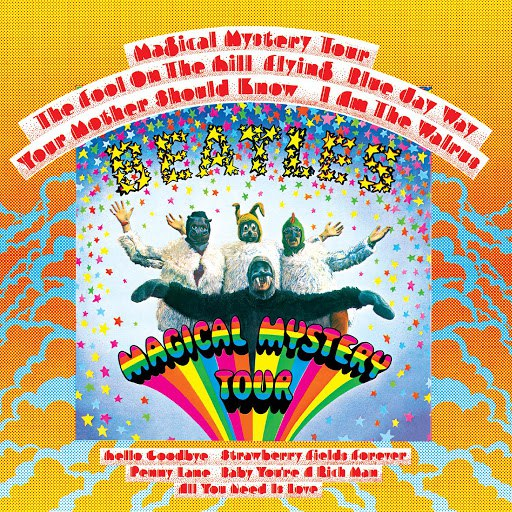 The Beatles альбом Magical Mystery Tour (Remastered)