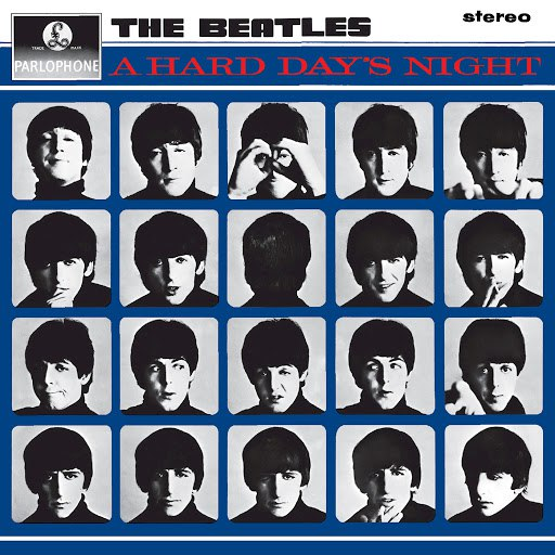 The Beatles альбом A Hard Day's Night (Remastered)