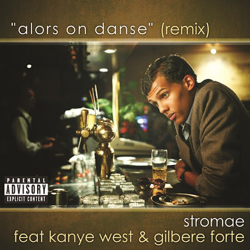 Stromae альбом Alors On Danse (Remix - Explicit)