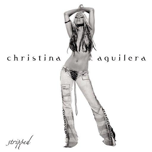 Christina Aguilera альбом Stripped